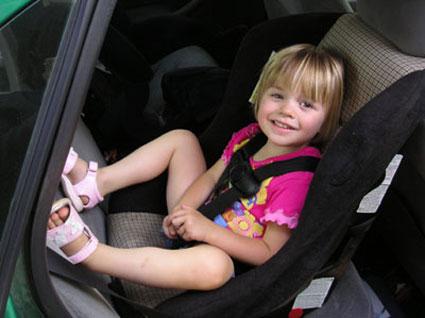 Car Seat Safety - Pediatricians of Dallas..